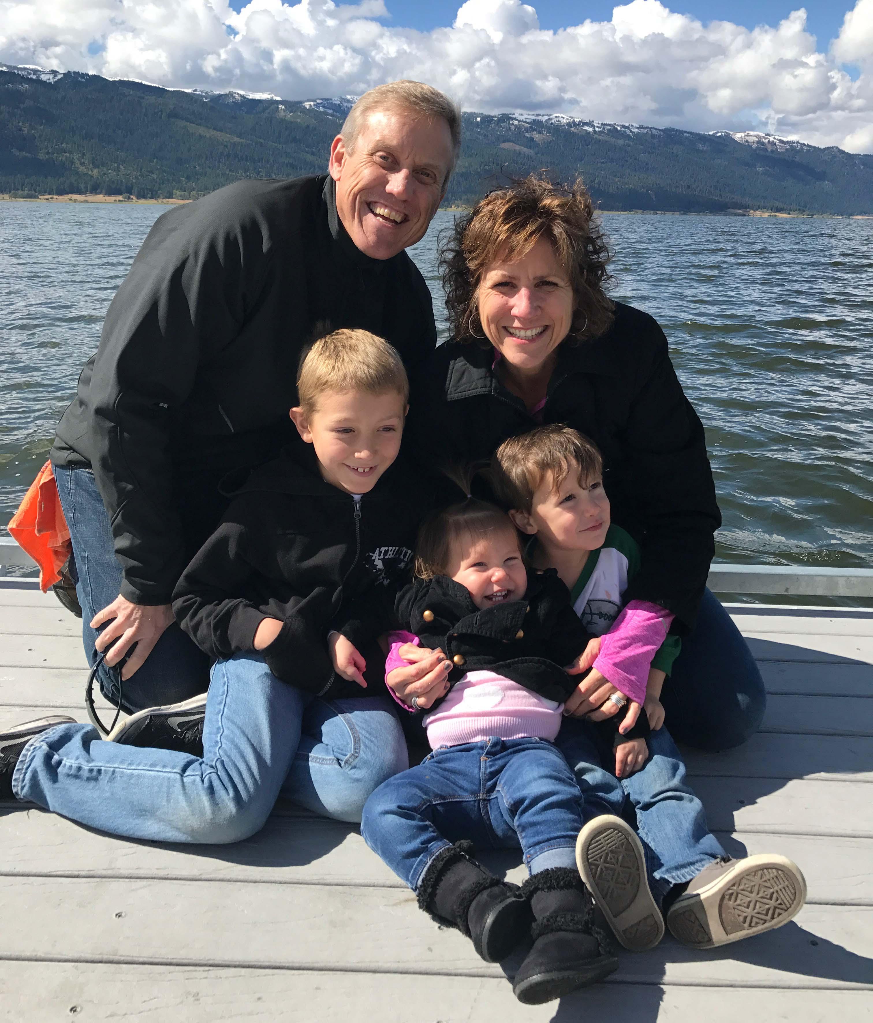 Tony Ball Family
