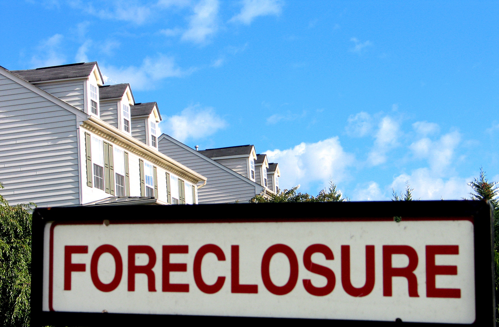 What About Pre-Foreclosures