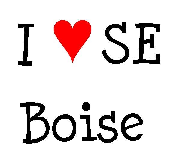 I love Southeast Boise