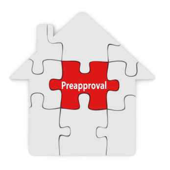 Get preapproved for a loan FIRST!