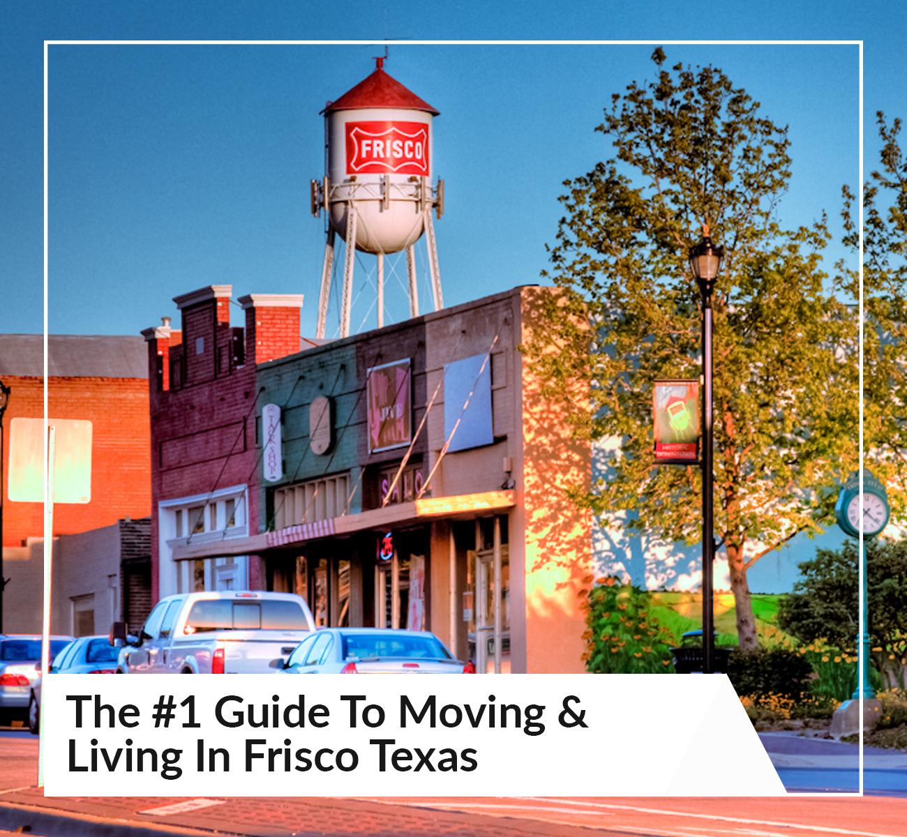 Living In Frisco TX