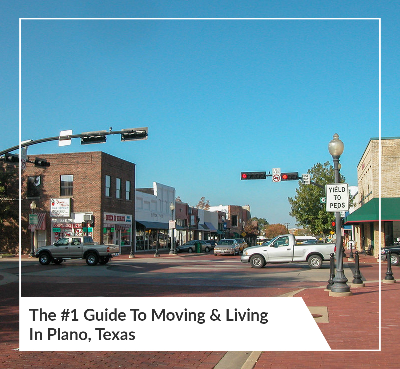 Living in Plano TX