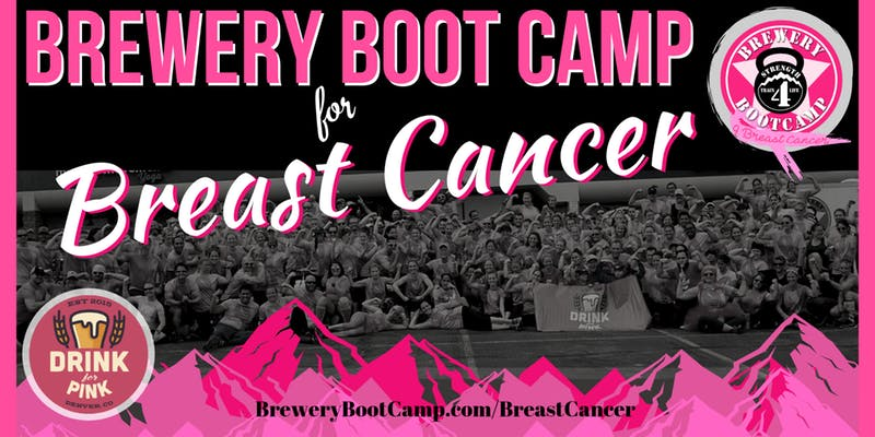 Brewery Boot Camp for Breast Cancer 2019