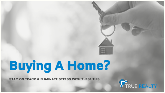 Tips on buying a home