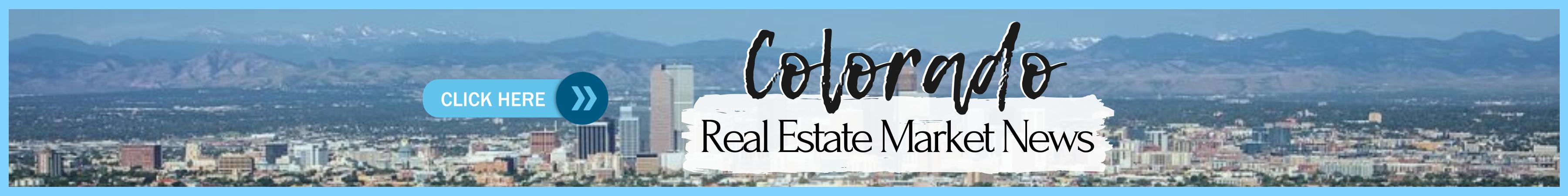 Colorado Real Estate News
