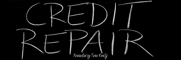 Credit repair advice presented by True Realty Of Colorado