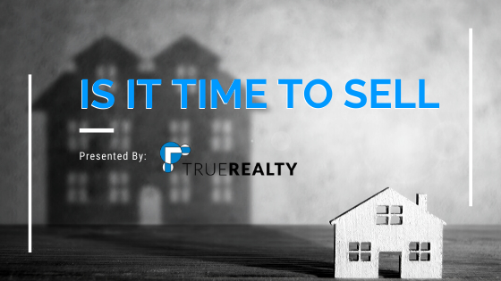 Is it time to sell your home
