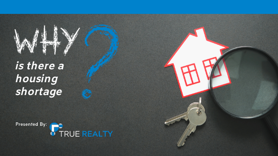 Why aren't there enough homes for sale?