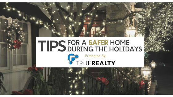 tips on a safe home during the holidays