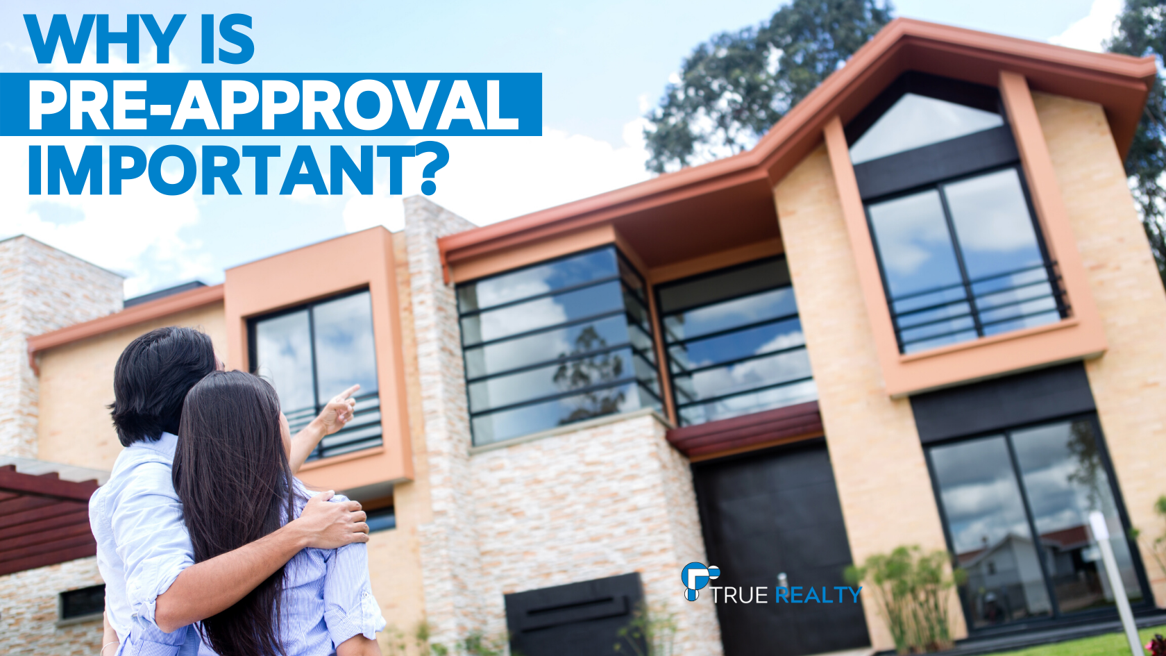 Why is pre-approval in a mortgage important