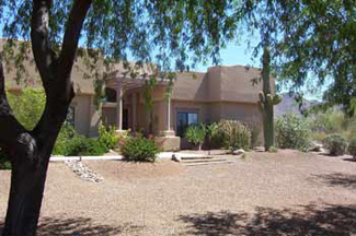 Tucson Homes on Acreage