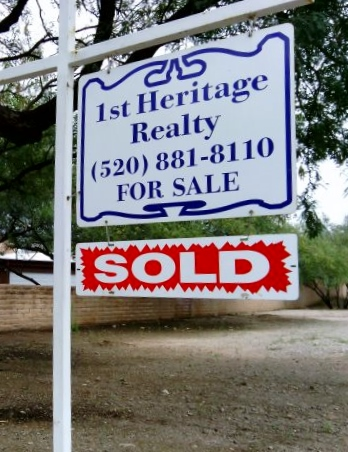 Home sold by 1st Heritage Realty