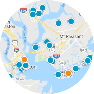 Kiawah Island Real Estate Map Search