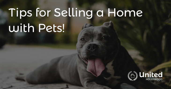 sell home with pets