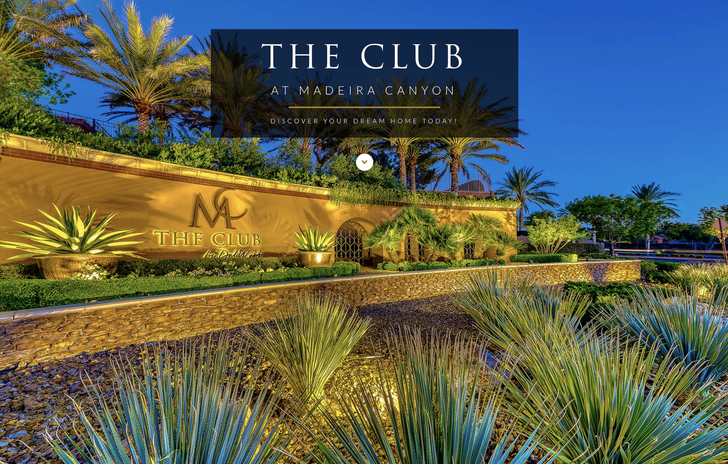The Club at Madeira Canyon