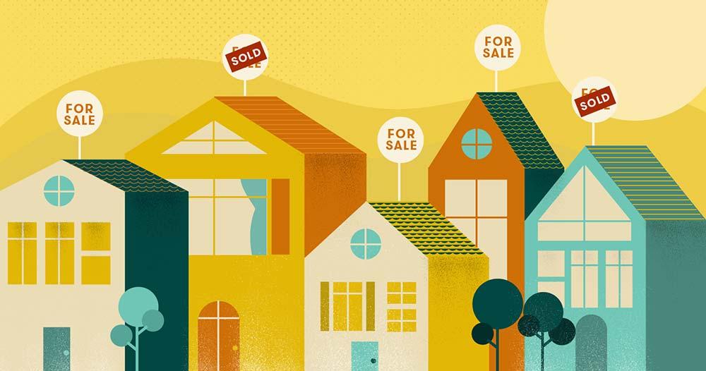 housing market graphic