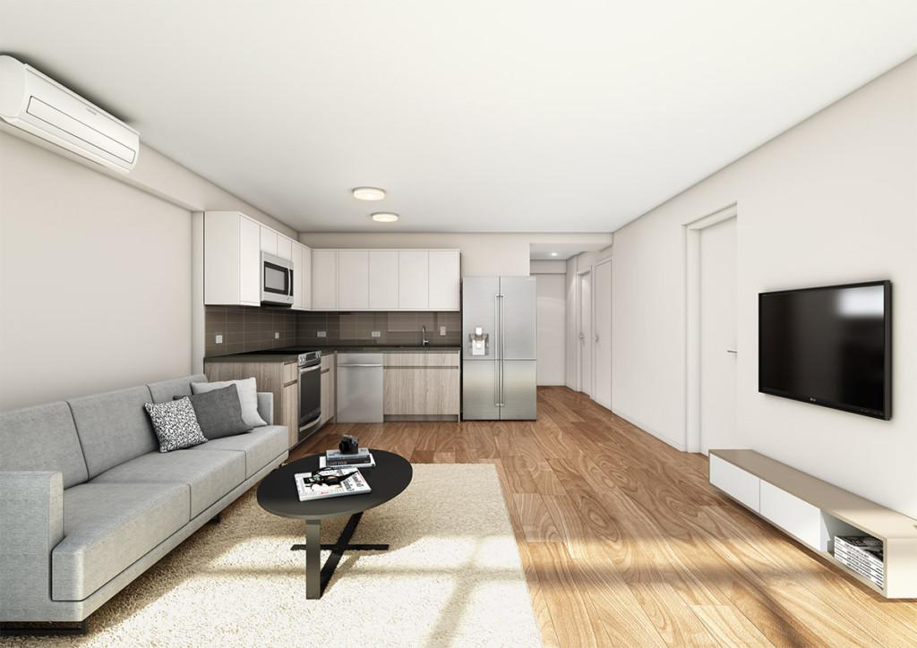 Kapioloni Residence interior