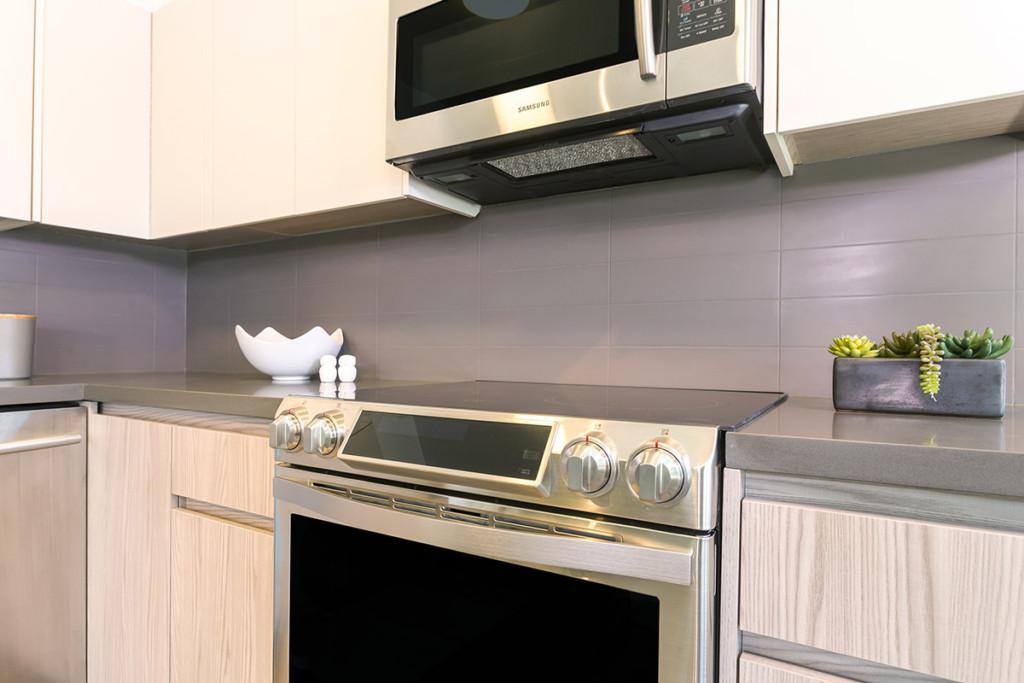 Kapiolani residence kitchen