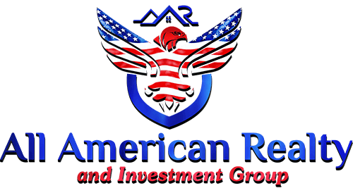 all american realty logo