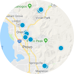 Provo Real Estate Map Search