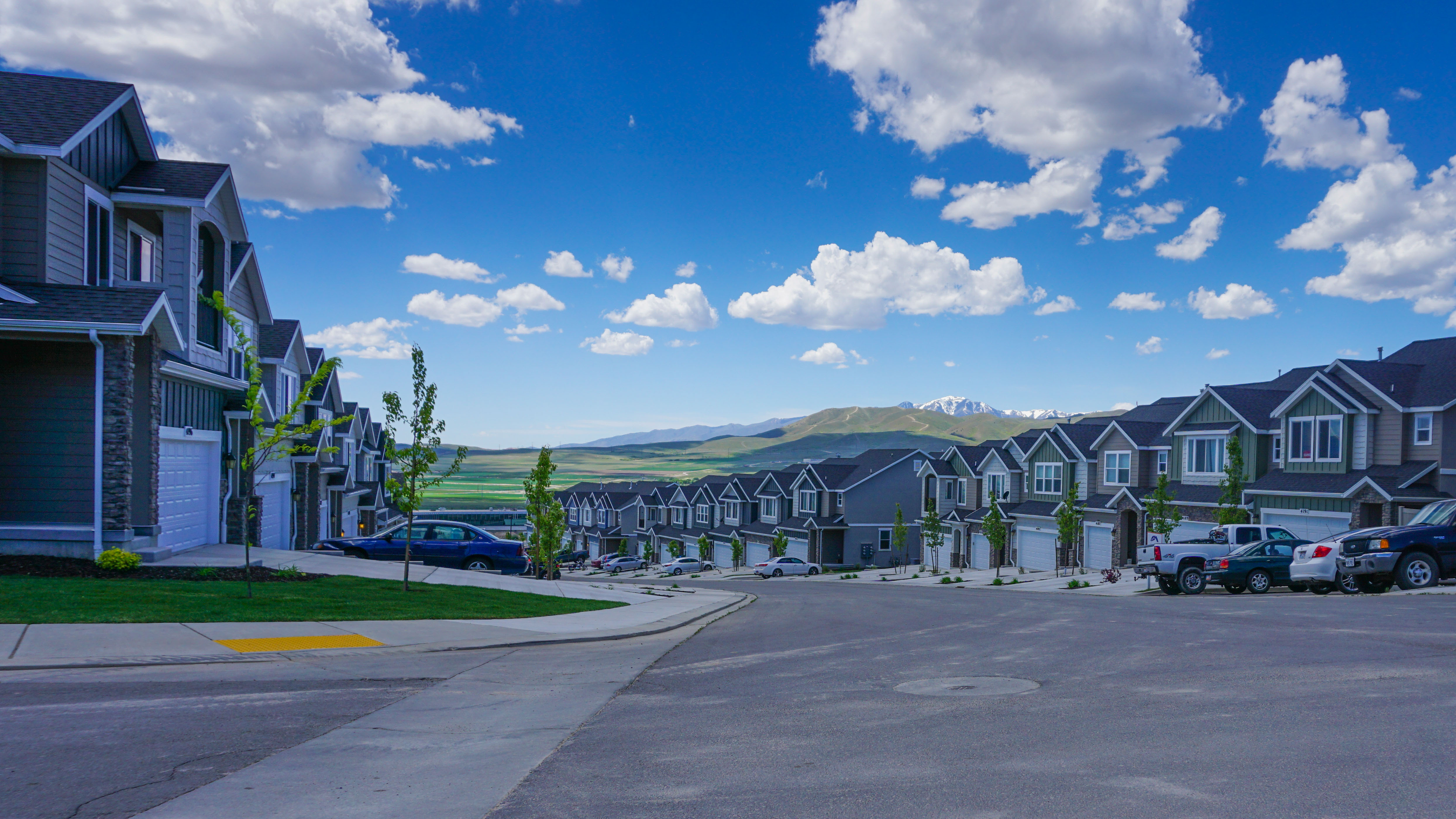Crest Haven Townhomes At Traverse Mountain In Lehi Utah