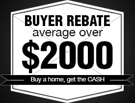 Home buyer rebates