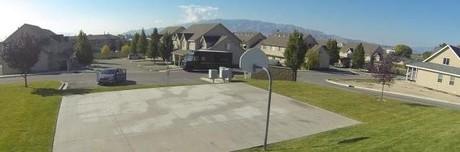 Coopers Hollow homes in Lehi Utah