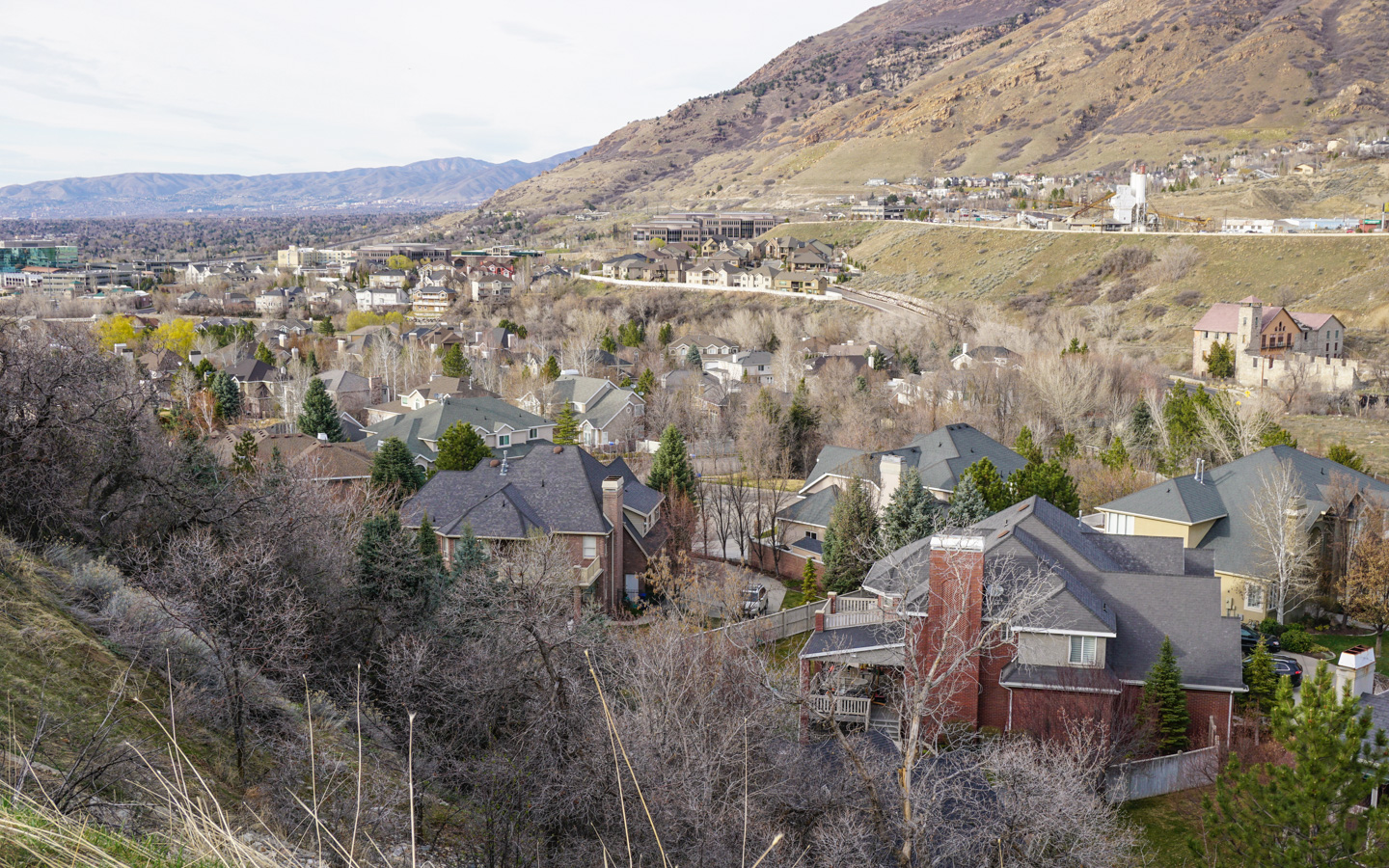 Homes For Sale In Cottonwood Canyon Utah