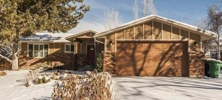 Creek Road Terrace homes in Sandy Utah