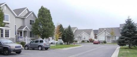 Devencourt town homes in Lehi Utah