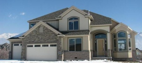 Eagle ridge homes in Lehi Utah