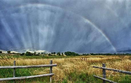 Eden Utah Rainbow
