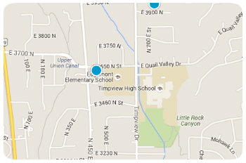 Edgemont Homes Map