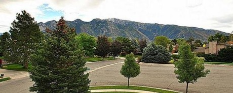 Falcon Hurst homes in Sandy Utah
