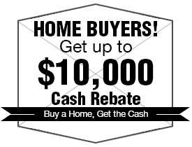 Home buyer rebate