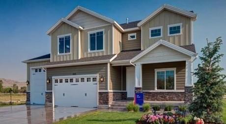 Jordan Willow Homes in Lehi Utah