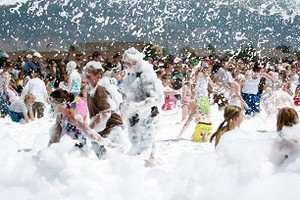 Lehi foam day