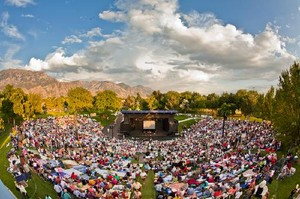 Orem Utah outdoor theatre