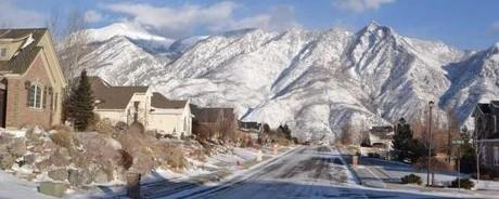 Alpine Ridge Homes in Alpine Utah