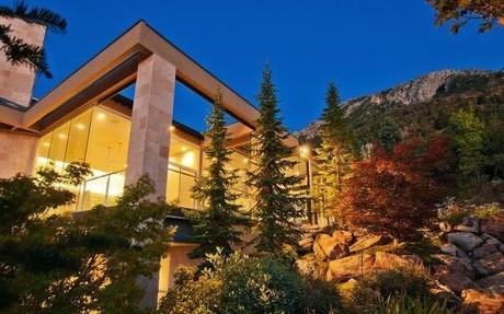 Mt Olympus homes in Salt Lake City Utah