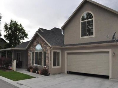 Willow Park Villas 55 Plus community Lehi Utah