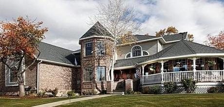 Skyline North homes in Lindon Utah
