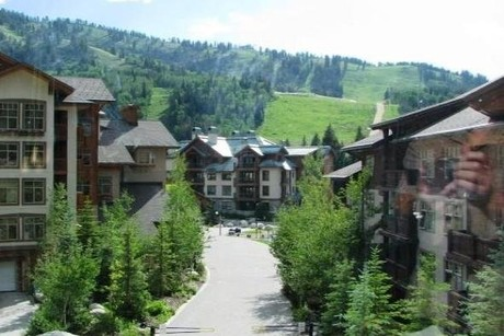 Solitude Utah resort homes