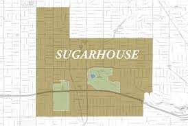 Map of sugarhouse