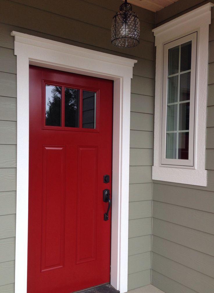 & Front Door color pezcame.com