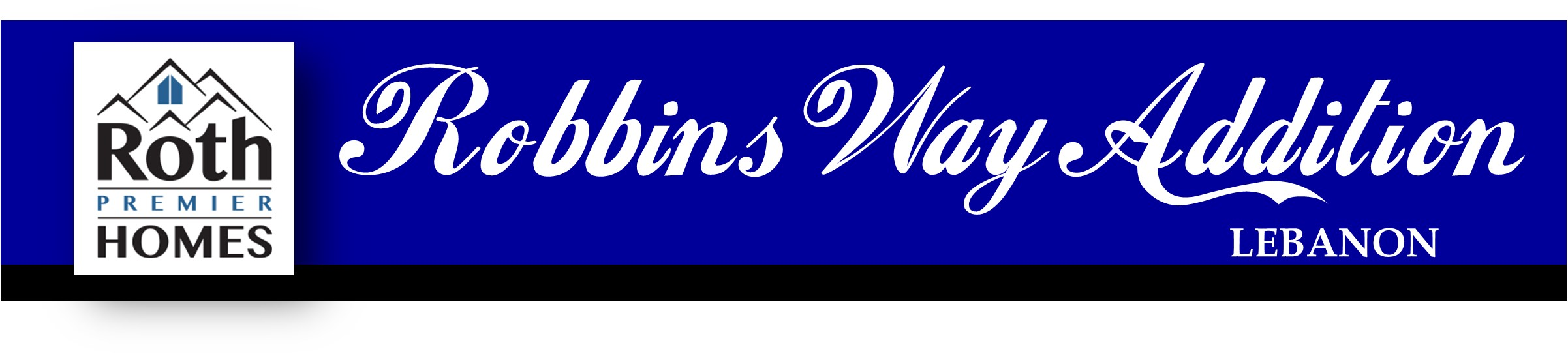 Robbins Way Addition
