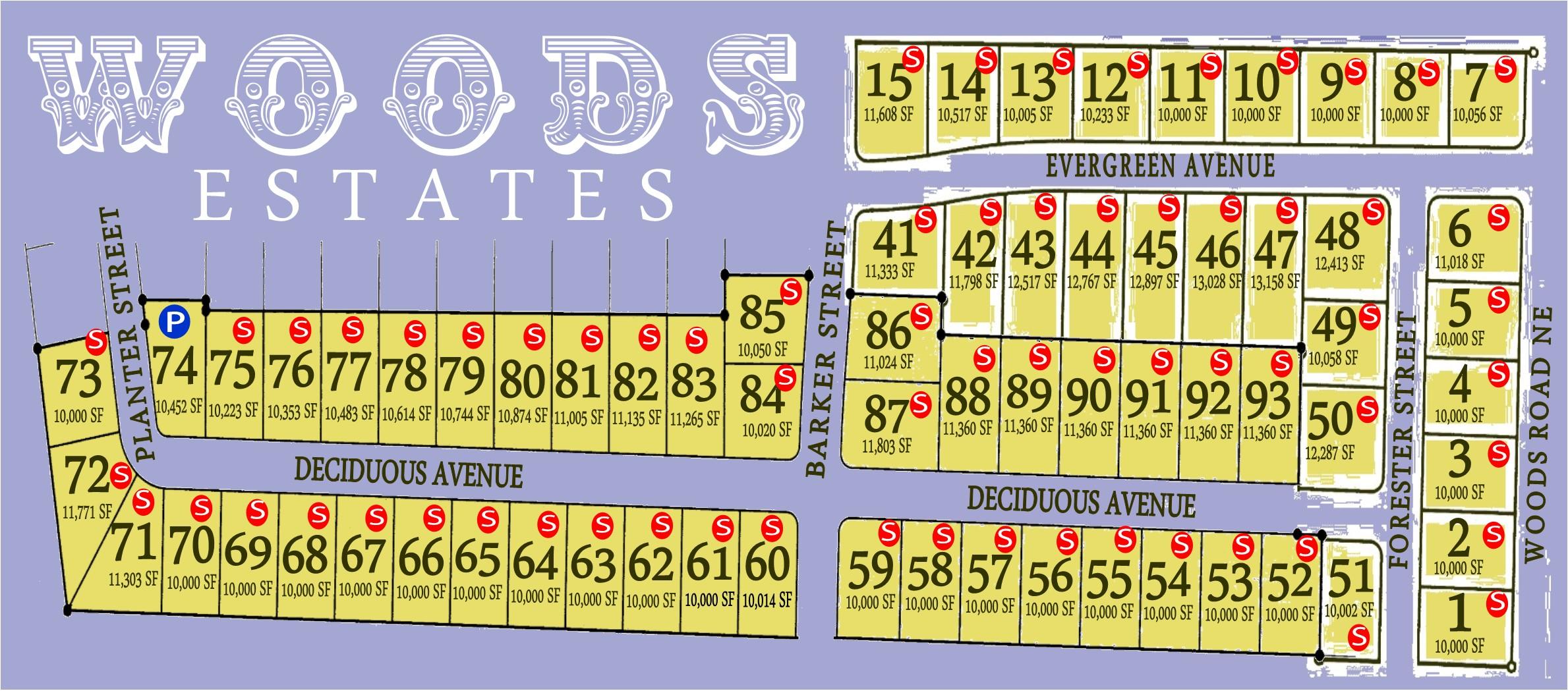 Woods Estates