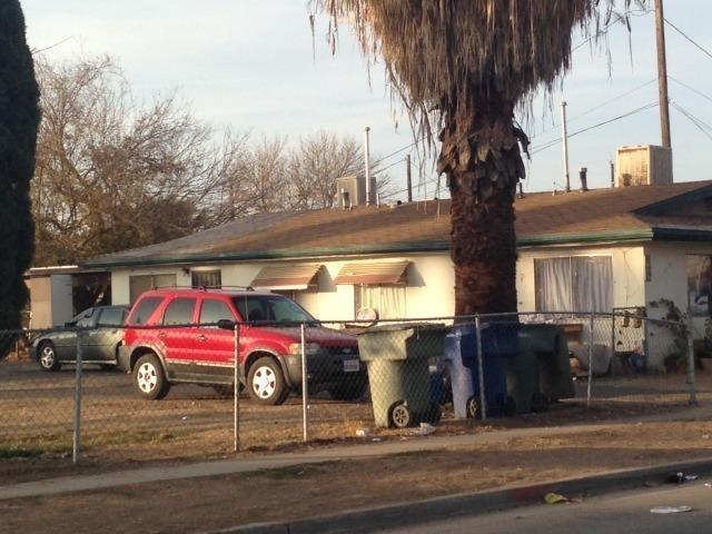 Duplex For Sale 2627 & 2635 W Andrews Ave Fresno Ca 93705