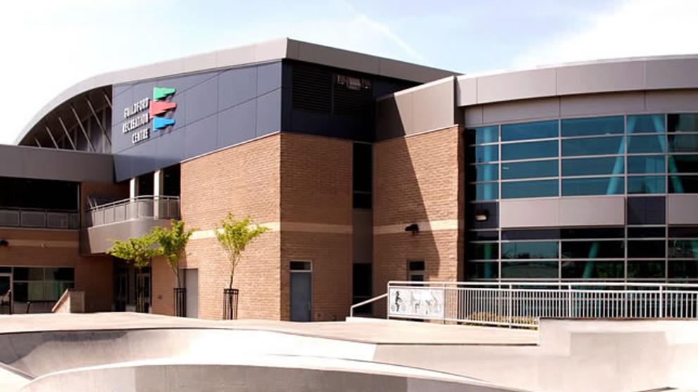 Guildford Recreation Centre