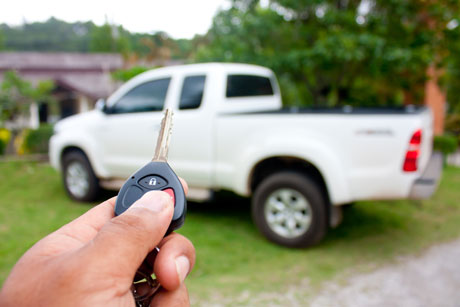 Buy a new truck with your remaining cash from selling you Vancouver home